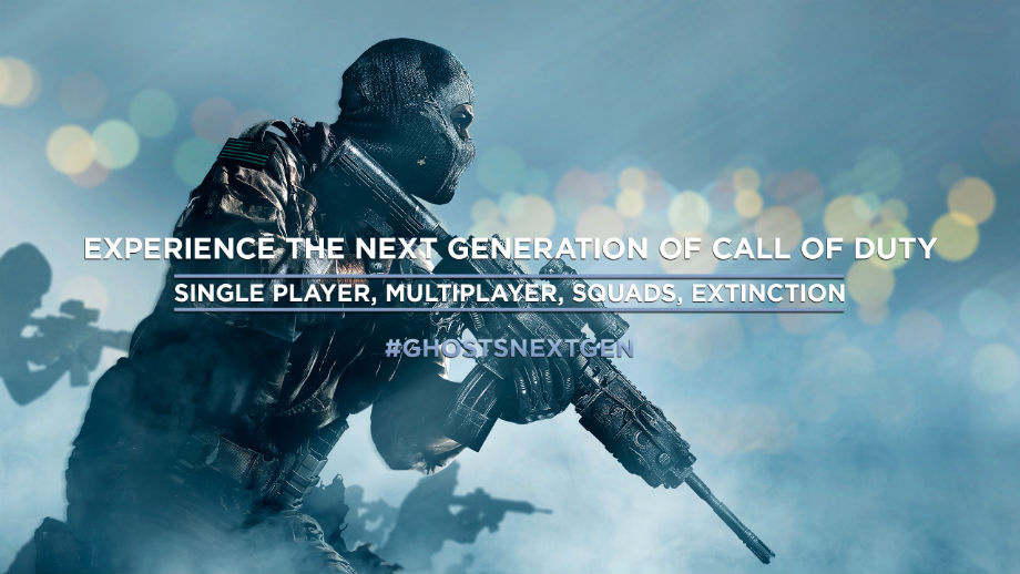 How to redeem your call of duty ghosts digital c activision codghostsnextgeng sciox Images