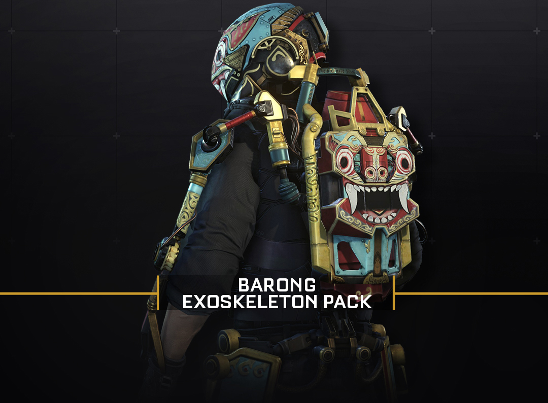 Call of Duty: Advanced Warfare - Panda Exoskeleton Pack 2015 pc game Img-4